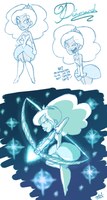 Steven Universe: Diamond by PrincessCallyie