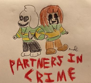 Partners in crime by Anna-mator