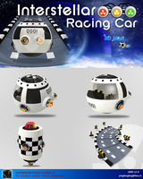 ICONS-Racing Car 0001 by yingfengling-FL