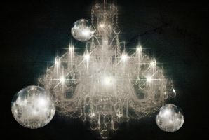 Chandelier by hallbe