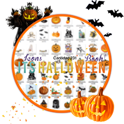 +Halloween PNG Pack by LifeAOfElasticHeart