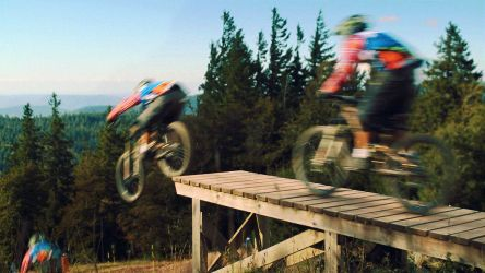 GIF - Mountainbike by turst67