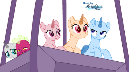 Base MLP #17 by Angelina-Pax
