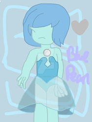 Blue Pearl by Daracoon911