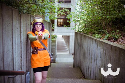 [Model] Lucca from Chrono Trigger by Gilokee