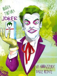 Joker by a-bart