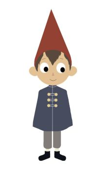 Wirt by ourankeybladebearer