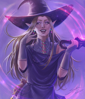Taako by SigneRJArts