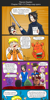 Naruto Gayden 500+5: Cheap soap opera by fiori-party