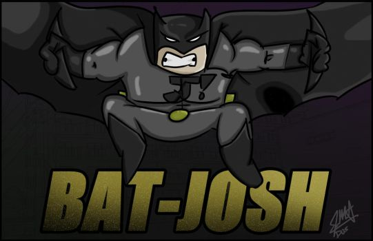 Bat Josh by DawnofStuff
