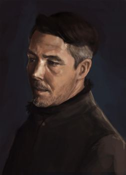 Little Finger by howooji