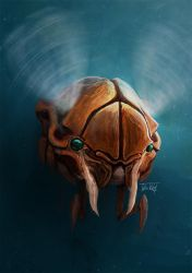 Alien Bug by TWPictures