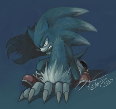 WEREHOG by Saku666