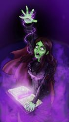 Wicked Through and Through by punker--rocker