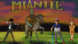 MIANITE FANART: The Crew by bubumagoo