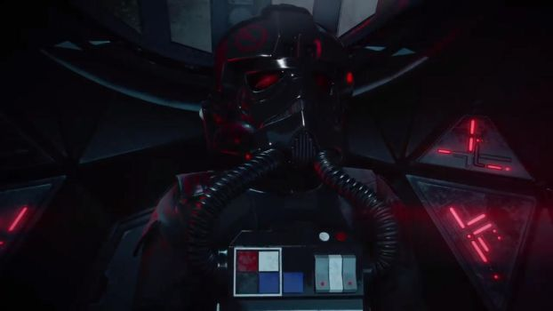 Versio in a Tie Fighter by FBOMBheart