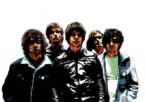 the strokes by leakers