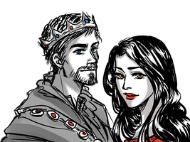 TP: King and Queen by Minuiko