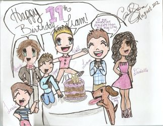 HAPPY EARLY 19th TO LIAM!! by Toadettesupahfan18