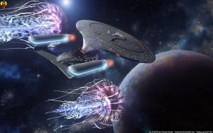 The wonders of the Universe - 29 Years TNG by Euderion