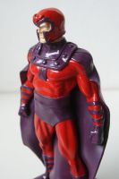 Magneto from Marvel Comics by JokerZombie