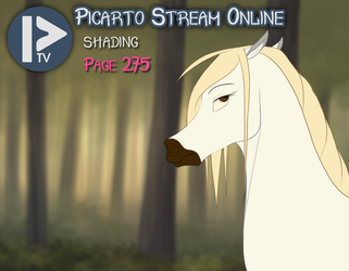 Picarto stream - Online! by Lilafly