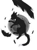 Ravenpaw by Catoffee