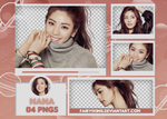 [PNG PACK #614] Nana - After School by fairyixing