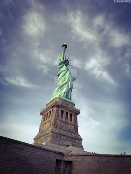 Statue of Liberty by cmhawke