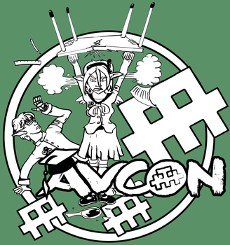 AVCon 2013 Shirt and Hoody Competition Entry by cdnexus