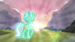 Lyra's Light by AeliosZero