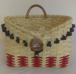 Fourth of July Basket by Tamuril2