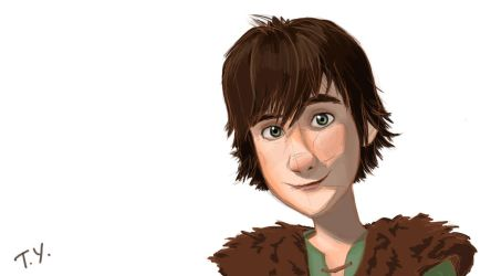 Hiccup by JoannaFernando