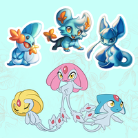 Pokemon for Scout