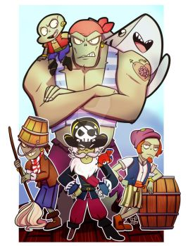 You are a Pirate! by Call-Me-Fantasy
