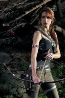 Lara Croft 2013 by Lena-Lara