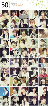 eeteuk icons no.3 by fancyhollow