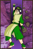 Toph for jude-boi by amiko16