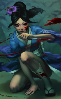 Culturebend: Alice: Madness Returns by oshRED