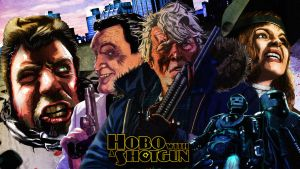 Hobo With A Shotgun by happydragonpictures