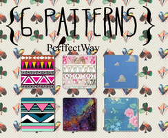 Random Patterns by PerffectWay