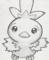 Torchic by PaoloNormalState