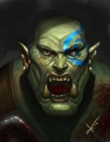 Orc by victter-le-fou