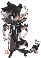 #755 Blessed Item BB - Controller by griffsnuff
