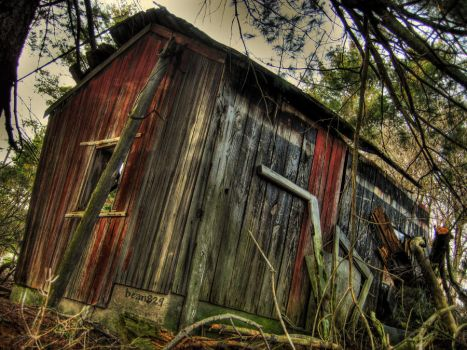 still standing -HDR- by bean829