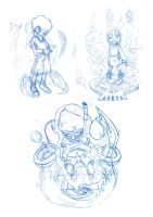 Water and others by HideTheOrange