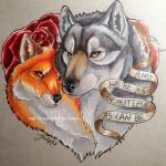 And We're as Beautiful as Can Be by TheMoonfall
