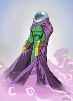 Mysterio (Color) by dorets