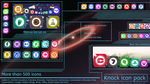 Knock icon pack by spiraloso