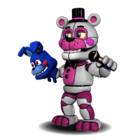 Adventure Funtime Freddy by PrimeYT